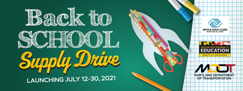 This fall, thousands of Maryland children won't have the necessary school supplies for the upcoming school year.