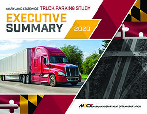 Maryland Statewide Truck Parking Study Executive Summary